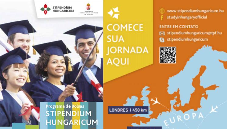 Programa Stipendium Hungaricum oferece bolsas para estudar na Hungria