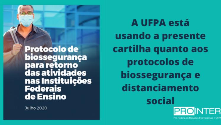 Protocolos de Biossegurança e Distanciamento Social