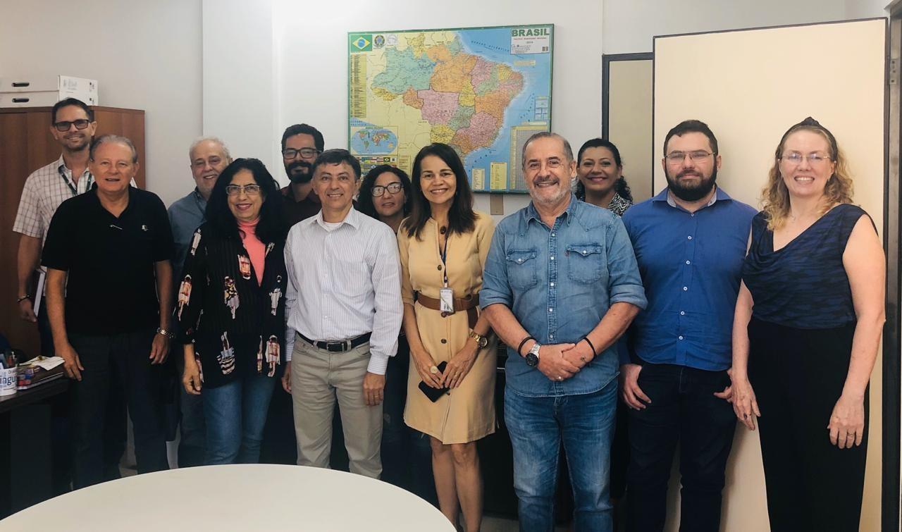 Comitê de Governança UFPA-HYDRO