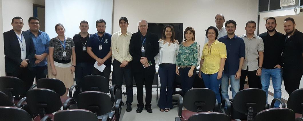 UFPA e PCT recebem visita da direção da PRODEPA